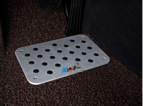 UNAKIM--Universal Truck Car Floor Mat Carpet Thick Aluminiun Heel Plate Pedal For All - Shopping In Mall Denver Best