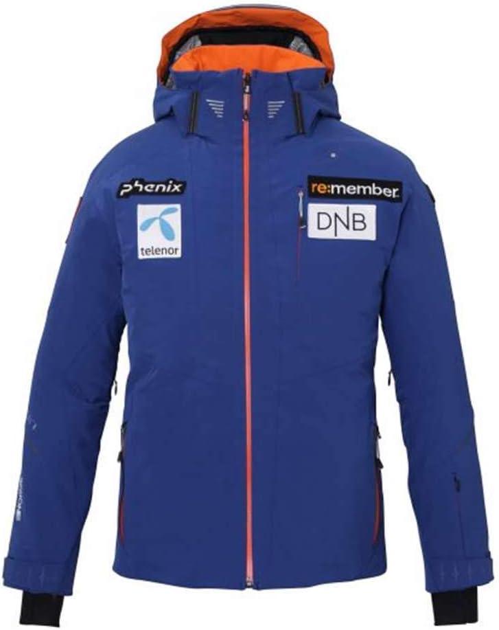フェニックス(フェニックス) スキーウエア ジャケット ノルウェーアルペンチームジャケット PF972OT00 DB ブルー L