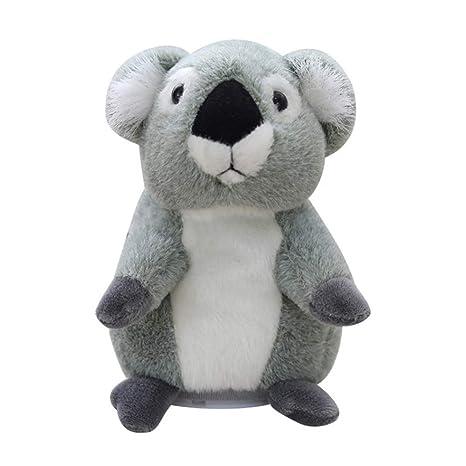 Juguete de peluche Koala, diseño de animales de peluche Koala, juguetes para regalo de