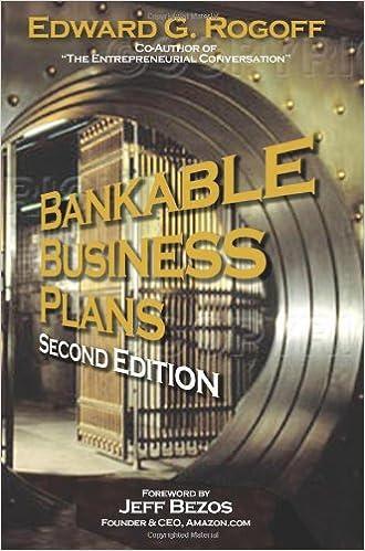 preparation of business plan pdf