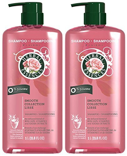 - Herbal Essences Smooth Collection Shampoo - 33.8 oz - 2 pk