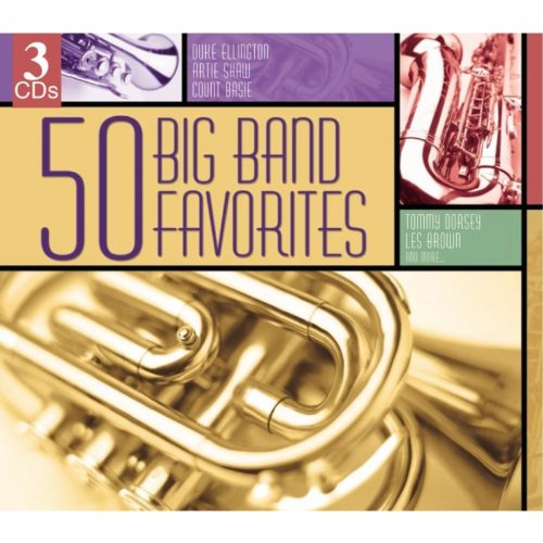 50 Big Band Favorites