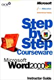 Microsoft Word 2000, ActiveEducation Staff, 0735606870
