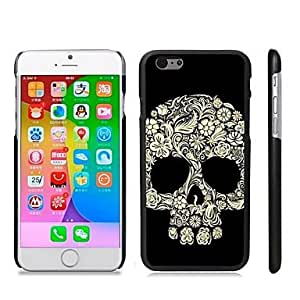 PG Stylish Patterned Hard Plastic Snap On Case for iPhone 6 Plus
