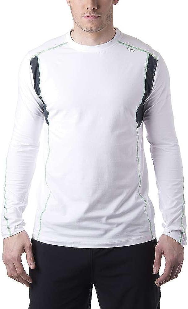 tasc Performance Men's Nippon regular agency Charge T-Shirt Sleeve Long 2021 new