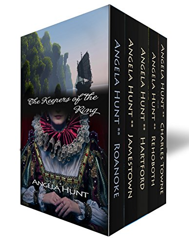 The Keepers of the Ring Series: Roanoke, Jamestown, Hartford, Rehoboth, and Charles Towne cover
