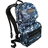 CamelBak M.U.L.E. MilTac 100oz 3 Liter Hydration Backpack Hydration Plus Cargo NWU Navy Working Uniform 62643