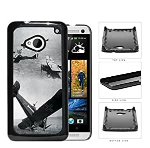 World War I Planes Vintage Photograph Hard Plastic Snap On Cell Phone Case HTC One M7