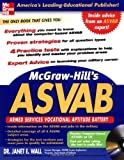 McGraw-Hill's ASVAB, Janet E. Wall, 0071453369