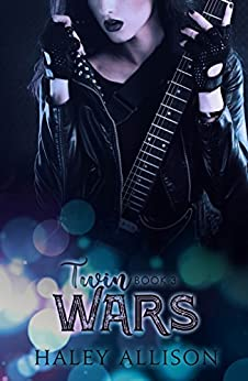 Twin Wars (D.O.R.K. Series Book 3) by [Allison, Haley]