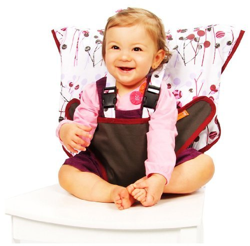 My Little Seat Travel Highchair Pocket Full of Poises by My Little Seat [並行輸入品]   B00ZVCEXJQ