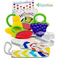 BEST TEETHING BPA-FREE SILICONE TOYS for BABY and TODDLER...