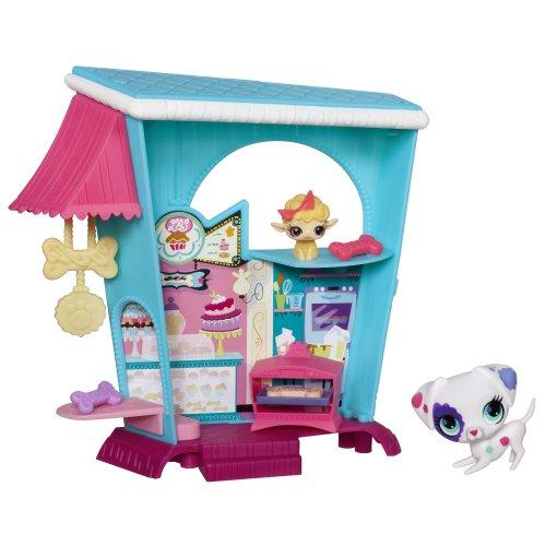 Littlest Pet Shop Sweetest Sweetest Pets Bakery Playset