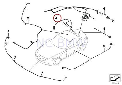 Amazon Com Bmw Genuine Wiring Harness For Hydraulic Pump Automotive
