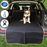 Dog Car Seat Covers – Dog Hammock for Back Seat with Etra Dog Seat Belt and Other Accessories, Perfect for Cars, Trucks and SUV, Great Pet Seat Cover (SUV Cargo Liner) For Sale