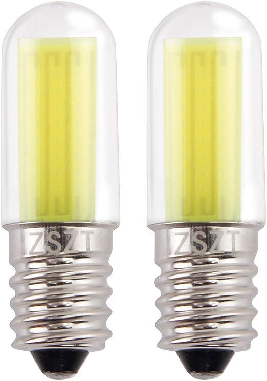 Bombillas para frigorifico LED E14 3W ZSZT (equivalente de bulbo ...