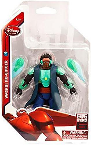 Disney Big Hero 6 Exclusive Action Figure Wasabi No-Ginger