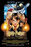 Harry Potter And The Sorcerer's Stone - Movie Poster (Regular Style) (Size: 27'' x 40'')