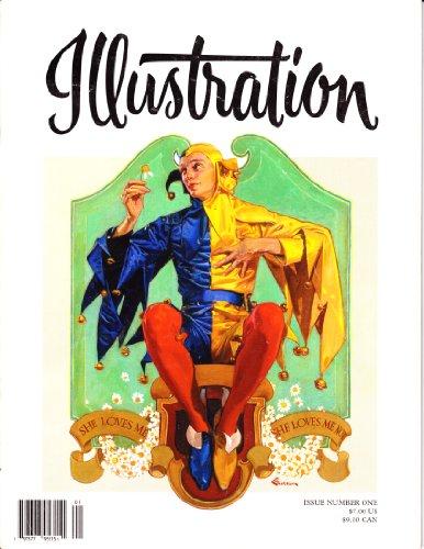 ILLUSTRATION MAGAZINE #1 [Haddon Sundblom, James Avati, Jack Faragasso]