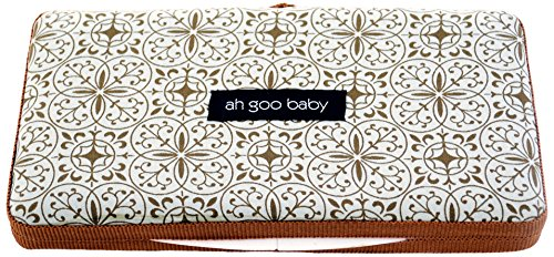 Ah Goo Baby Wipes Case, On-the-Go Travel Size, Morocco Pa...