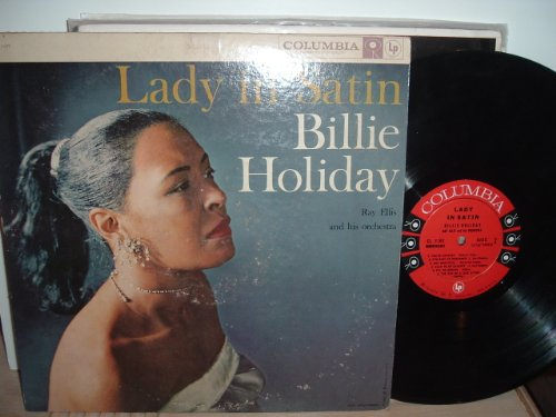 Billie Holiday - Lady In -