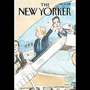 The New Yorker, July 24th 2017 (Danielle Allen, Nathan Heller, and Hua Hsu) Periodical