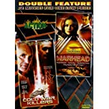 """COLD WAR KILLERS[SLIM CASE]Based on the Anthony Price Best Seller!'[TERENCE STAMP] WARHEAD[DAVID JANSSEN][DOUBLE FEATURE][COLOR] by WILLIAM BRAYNE / JOHN O""""CONNOR"""