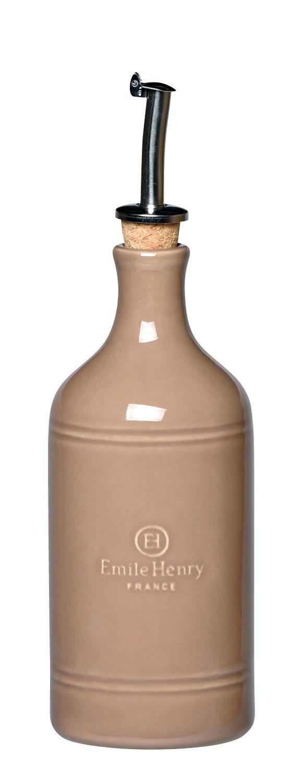 Emile Henry Oil Cruet, Sand 960215