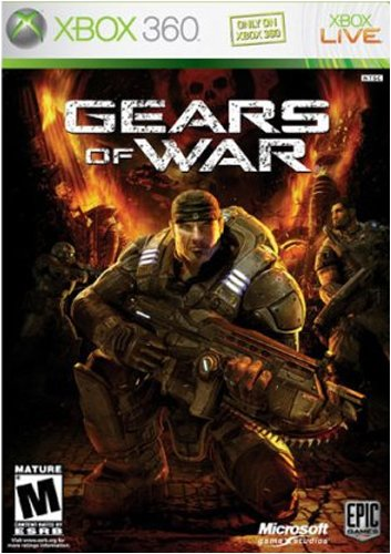 gears of war 1 - 4