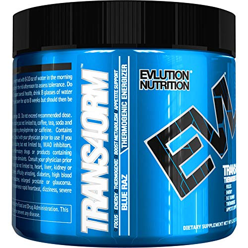 Evlution Nutrition Thermogenic Energizing Supplement