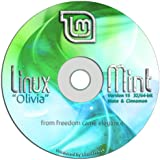 Linux Mint 15 Special Edition DVD - Includes both 32-bit and 64-bit, and both MATE and Cinnamon!