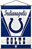 Fremont Die Indianapolis Colts 28x40 Satin Polyester Wall Banner