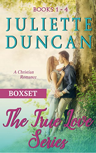 The True Love Series Box Set: A Christian Romance cover