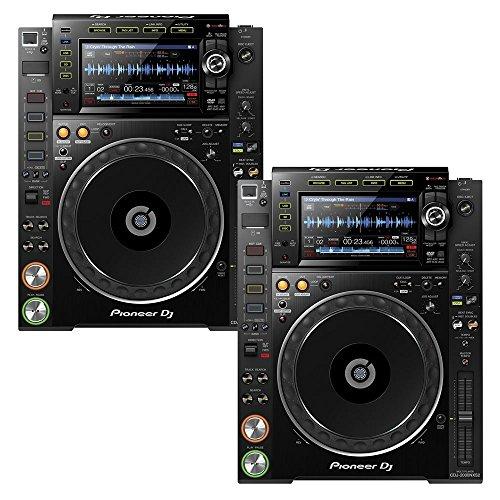 Pioneer CDJ-2000NXS2 DJ Multi Player Pair ()