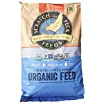 Scratch and Peck Feeds - Naturally Free Organic Layer Feed for Chickens and Ducks - Non-GMO Project Verified, Soy Free and Corn Free - 25-lbs 3