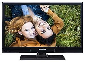 Telefunken XH20A101 51 cm (20 Zoll) Fernseher (HD Ready, Triple Tuner, DVB-T2...