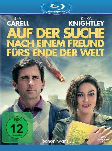 Auf der Suche nach einem Freund fürs Ende der Welt [Blu-ray]