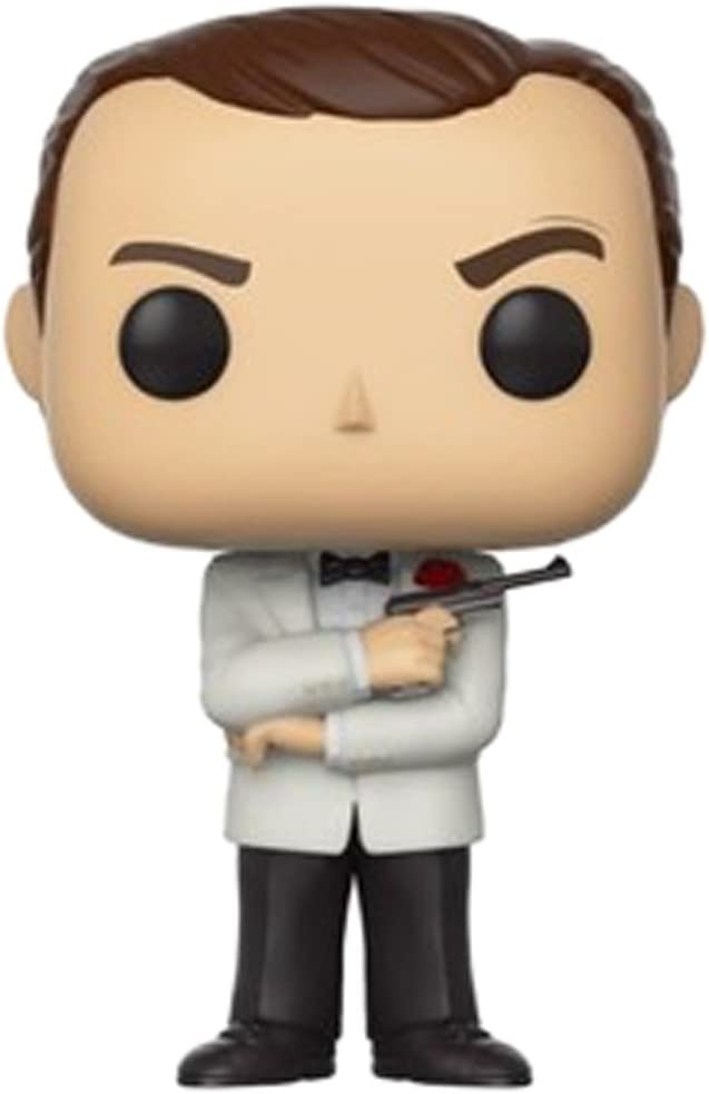 POP Vinyl Figure Movies - POP James Bond From Dr No Sean Connery
