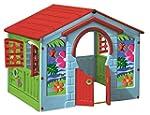 Playhouse Childrens Farm House Garden...