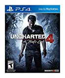 Uncharted 4 by Sony Computer Entertainment