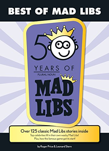 Best of Mad Libs (Games To Play With Your Sister At Home)