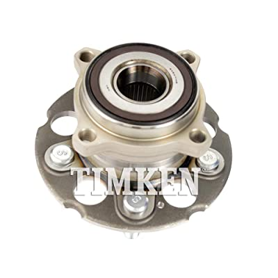 Timken HA590530 Wheel Bearing and Hub Assembly: Automotive
