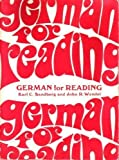 German for Reading : A Programmed Approach, Sandberg, Karl C. and Wende, John R., 0133540197