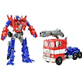 Optimus Prime Metal Action Figures Toy With Box 18cm