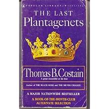 The Last Plantagenets