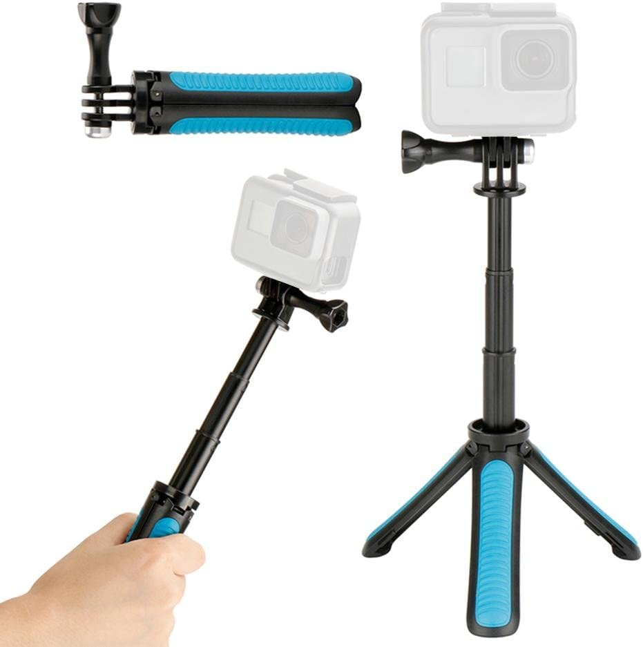 Owlhouse Portable Camera Tripod for Dali Lingbi Sports Camera Camera Bracket Compatible Device Gopro DJI OSMO Action Micro SLR Self-Timer Mobile Phone
