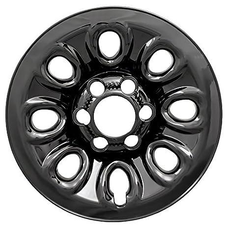amazon gloss black 17 hub cap wheel skins for chevrolet tahoe 2014 Chevrolet Volt amazon gloss black 17 hub cap wheel skins for chevrolet tahoe gmc yukon set of 4 automotive