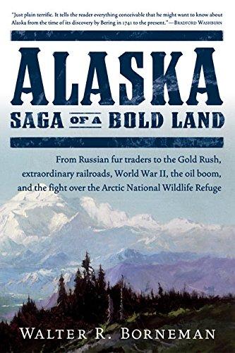 Alaska  Saga Of A Bold Land