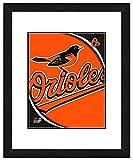 Photo File Baltimore Orioles Team Logo Framed Print Picture Artwork 18x22 MLB MD