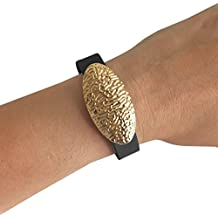 Charm to Accessorize the Fitbit Flex, Fitbit Flex 2 and Other Fitness Trackers - The ANGELINA Charm in Gold or Silver to Dress Up Your Favorite Fitness Tracker
